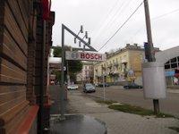 Тумба №149414 в городе Днепр (Днепропетровская область), размещение наружной рекламы, IDMedia-аренда по самым низким ценам!