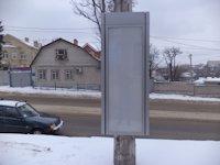 Тумба №149421 в городе Днепр (Днепропетровская область), размещение наружной рекламы, IDMedia-аренда по самым низким ценам!