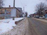 Тумба №149425 в городе Днепр (Днепропетровская область), размещение наружной рекламы, IDMedia-аренда по самым низким ценам!
