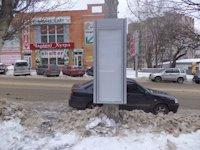 Тумба №149429 в городе Днепр (Днепропетровская область), размещение наружной рекламы, IDMedia-аренда по самым низким ценам!