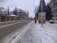 Тумба №149432 в городе Днепр (Днепропетровская область), размещение наружной рекламы, IDMedia-аренда по самым низким ценам!
