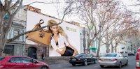 Брандмауэр №149627 в городе Одесса (Одесская область), размещение наружной рекламы, IDMedia-аренда по самым низким ценам!