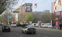 Брандмауэр №149771 в городе Николаев (Николаевская область), размещение наружной рекламы, IDMedia-аренда по самым низким ценам!