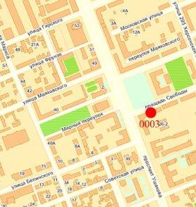 IDMedia Арендовать и разместить Крышу в городе Херсон (Херсонская область) №149772 схема