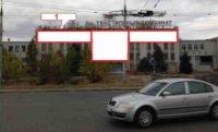 Брандмауэр №150414 в городе Херсон (Херсонская область), размещение наружной рекламы, IDMedia-аренда по самым низким ценам!