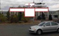 Брандмауэр №150415 в городе Херсон (Херсонская область), размещение наружной рекламы, IDMedia-аренда по самым низким ценам!