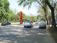 Ситилайт №152246 в городе Одесса (Одесская область), размещение наружной рекламы, IDMedia-аренда по самым низким ценам!