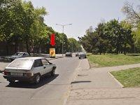 Ситилайт №152247 в городе Одесса (Одесская область), размещение наружной рекламы, IDMedia-аренда по самым низким ценам!