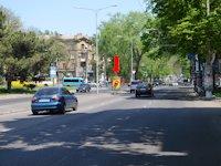 Ситилайт №152248 в городе Одесса (Одесская область), размещение наружной рекламы, IDMedia-аренда по самым низким ценам!