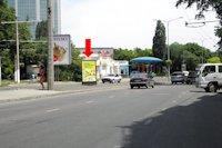 Ситилайт №152249 в городе Одесса (Одесская область), размещение наружной рекламы, IDMedia-аренда по самым низким ценам!