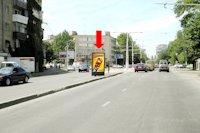Ситилайт №152250 в городе Одесса (Одесская область), размещение наружной рекламы, IDMedia-аренда по самым низким ценам!