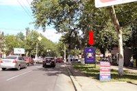 Ситилайт №152921 в городе Одесса (Одесская область), размещение наружной рекламы, IDMedia-аренда по самым низким ценам!
