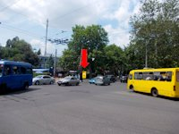 Ситилайт №152923 в городе Одесса (Одесская область), размещение наружной рекламы, IDMedia-аренда по самым низким ценам!