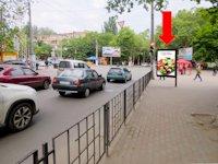 Ситилайт №152924 в городе Одесса (Одесская область), размещение наружной рекламы, IDMedia-аренда по самым низким ценам!