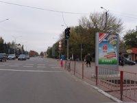 Ситилайт №153633 в городе Павлоград (Днепропетровская область), размещение наружной рекламы, IDMedia-аренда по самым низким ценам!