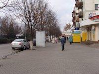 Ситилайт №153637 в городе Павлоград (Днепропетровская область), размещение наружной рекламы, IDMedia-аренда по самым низким ценам!