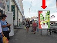 Ситилайт №153771 в городе Полтава (Полтавская область), размещение наружной рекламы, IDMedia-аренда по самым низким ценам!