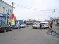 Ситилайт №153773 в городе Полтава (Полтавская область), размещение наружной рекламы, IDMedia-аренда по самым низким ценам!