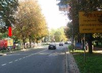 Ситилайт №153841 в городе Ровно (Ровенская область), размещение наружной рекламы, IDMedia-аренда по самым низким ценам!