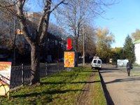 Ситилайт №153842 в городе Ровно (Ровенская область), размещение наружной рекламы, IDMedia-аренда по самым низким ценам!