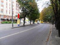 Ситилайт №153843 в городе Ровно (Ровенская область), размещение наружной рекламы, IDMedia-аренда по самым низким ценам!