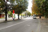 Ситилайт №153845 в городе Ровно (Ровенская область), размещение наружной рекламы, IDMedia-аренда по самым низким ценам!