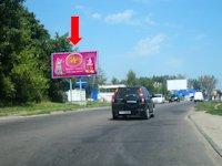 Билборд №153865 в городе Ровно (Ровенская область), размещение наружной рекламы, IDMedia-аренда по самым низким ценам!