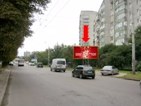 Билборд №153892 в городе Ровно (Ровенская область), размещение наружной рекламы, IDMedia-аренда по самым низким ценам!