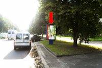 Ситилайт №153900 в городе Ровно (Ровенская область), размещение наружной рекламы, IDMedia-аренда по самым низким ценам!