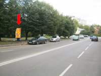 Ситилайт №153901 в городе Ровно (Ровенская область), размещение наружной рекламы, IDMedia-аренда по самым низким ценам!