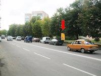 Ситилайт №153902 в городе Ровно (Ровенская область), размещение наружной рекламы, IDMedia-аренда по самым низким ценам!