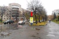 Ситилайт №153904 в городе Ровно (Ровенская область), размещение наружной рекламы, IDMedia-аренда по самым низким ценам!