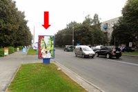 Ситилайт №153905 в городе Ровно (Ровенская область), размещение наружной рекламы, IDMedia-аренда по самым низким ценам!