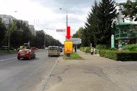 Ситилайт №153906 в городе Ровно (Ровенская область), размещение наружной рекламы, IDMedia-аренда по самым низким ценам!
