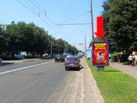 Ситилайт №153910 в городе Ровно (Ровенская область), размещение наружной рекламы, IDMedia-аренда по самым низким ценам!