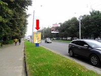 Ситилайт №153911 в городе Ровно (Ровенская область), размещение наружной рекламы, IDMedia-аренда по самым низким ценам!
