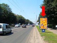 Ситилайт №153912 в городе Ровно (Ровенская область), размещение наружной рекламы, IDMedia-аренда по самым низким ценам!