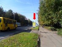 Ситилайт №153914 в городе Ровно (Ровенская область), размещение наружной рекламы, IDMedia-аренда по самым низким ценам!