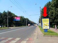 Ситилайт №153924 в городе Ровно (Ровенская область), размещение наружной рекламы, IDMedia-аренда по самым низким ценам!