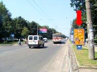 Ситилайт №153926 в городе Ровно (Ровенская область), размещение наружной рекламы, IDMedia-аренда по самым низким ценам!