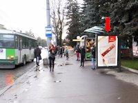 Ситилайт №153931 в городе Ровно (Ровенская область), размещение наружной рекламы, IDMedia-аренда по самым низким ценам!