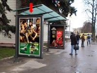 Ситилайт №153933 в городе Ровно (Ровенская область), размещение наружной рекламы, IDMedia-аренда по самым низким ценам!