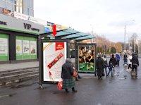 Ситилайт №153937 в городе Ровно (Ровенская область), размещение наружной рекламы, IDMedia-аренда по самым низким ценам!