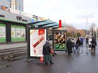 Ситилайт №153938 в городе Ровно (Ровенская область), размещение наружной рекламы, IDMedia-аренда по самым низким ценам!