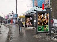 Ситилайт №153939 в городе Ровно (Ровенская область), размещение наружной рекламы, IDMedia-аренда по самым низким ценам!
