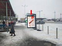 Ситилайт №153943 в городе Ровно (Ровенская область), размещение наружной рекламы, IDMedia-аренда по самым низким ценам!