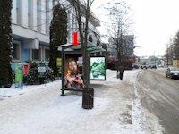 Ситилайт №153948 в городе Ровно (Ровенская область), размещение наружной рекламы, IDMedia-аренда по самым низким ценам!