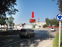 Билборд №154129 в городе Ромны (Сумская область), размещение наружной рекламы, IDMedia-аренда по самым низким ценам!