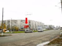 Билборд №154200 в городе Сумы (Сумская область), размещение наружной рекламы, IDMedia-аренда по самым низким ценам!