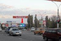 Билборд №154202 в городе Сумы (Сумская область), размещение наружной рекламы, IDMedia-аренда по самым низким ценам!